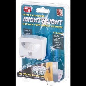 Mighty Light Motion Sensor